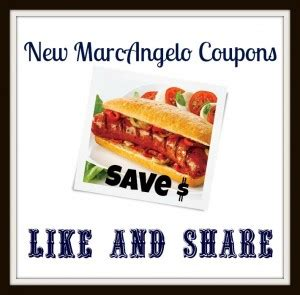 MarcAngelo Coupon For Canada - Save $1