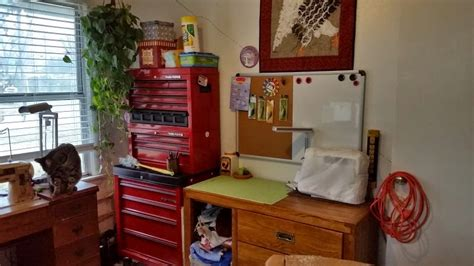 Sindy's Stuff: The New Sewing Room