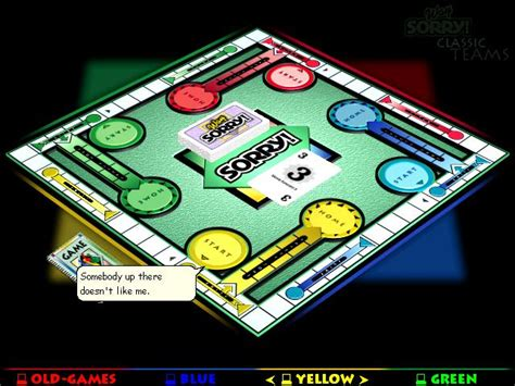 Sorry! Download (1998 Board Game)