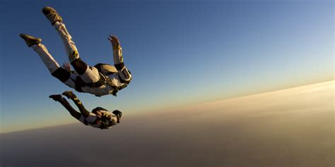Skydiver Falls 9,000 Feet (And Survives!) After Parachute